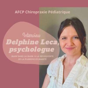 Main dans la main : à la découverte de la pluridisciplinarité « psychologue »