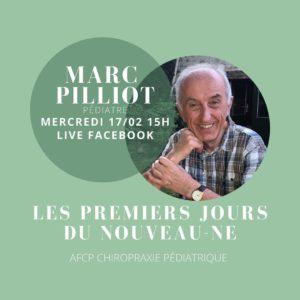 Entretien avec Marc Pilliot, Pédiatre