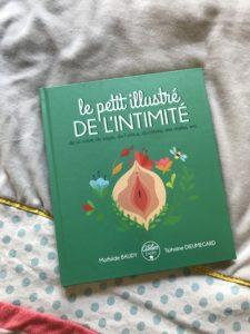 Livre : Le petit illustré de l'intimité